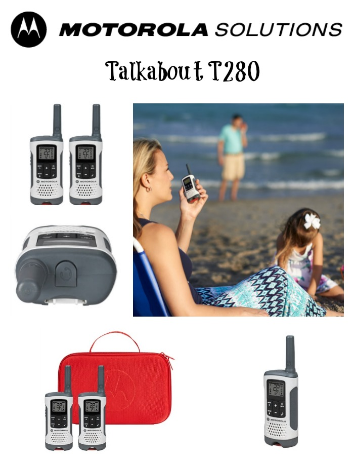 2019 Summer Fun Summer Travel Gift Guide Page - Motorola Solutioins