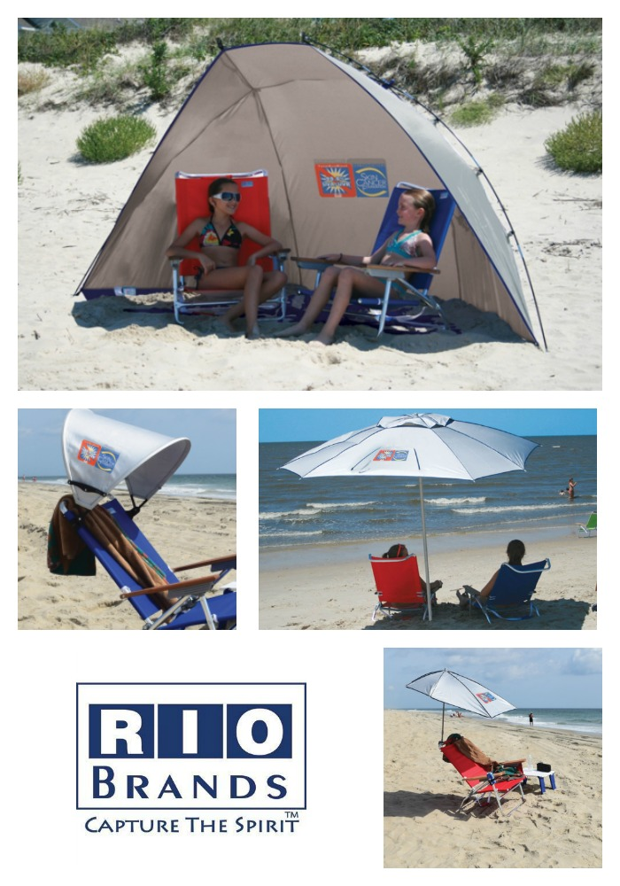 Protect Yourself from the Sun with RIO Brands