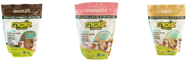 Sneakz Organic - A Sneaky Way to Get in Those Veggies