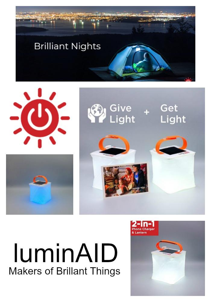 2019 Summer Fun Summer Travel Gift Guide Page - luminAID