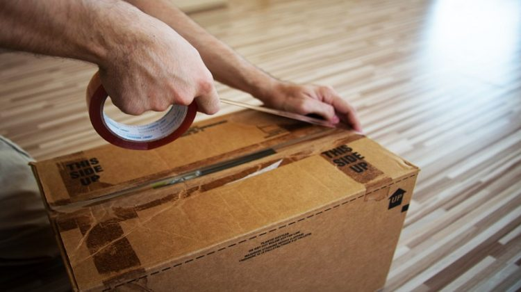 Enjoy the Smoothest Move You Closing Box with Packing Tape - Possibly Can With These Tips