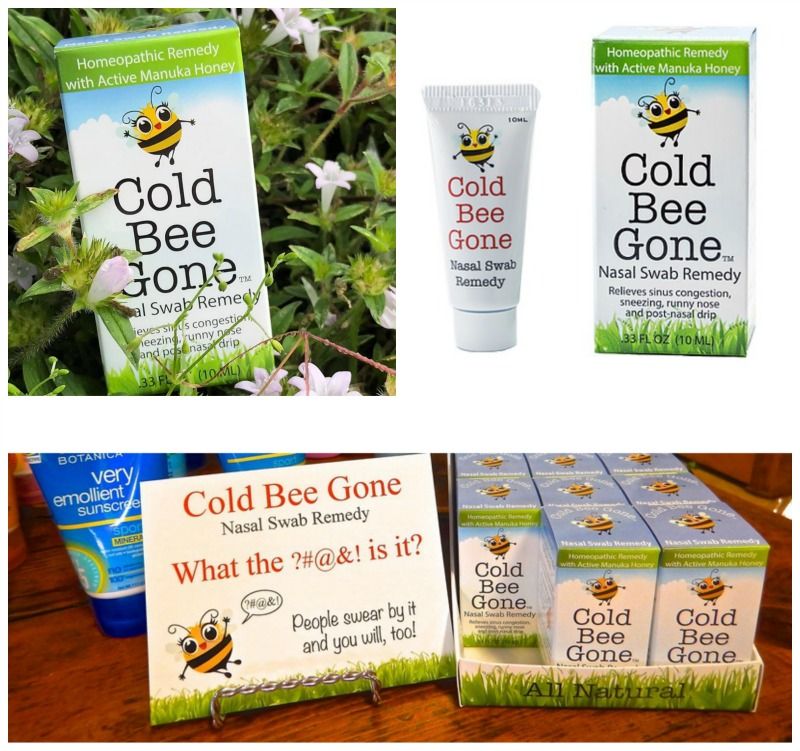 Cold Bee Gone - 2019 Back To School Gift Guide Page