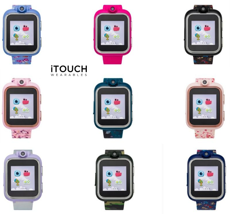 PlayZoom Kids Watchen by iTOUCH Wearable - 2019 Back To School Gift Guide Page