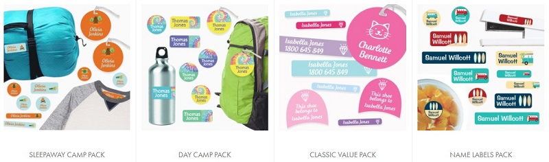 Stuck On You Label Packages - 2019 Back To School Gift Guide Page
