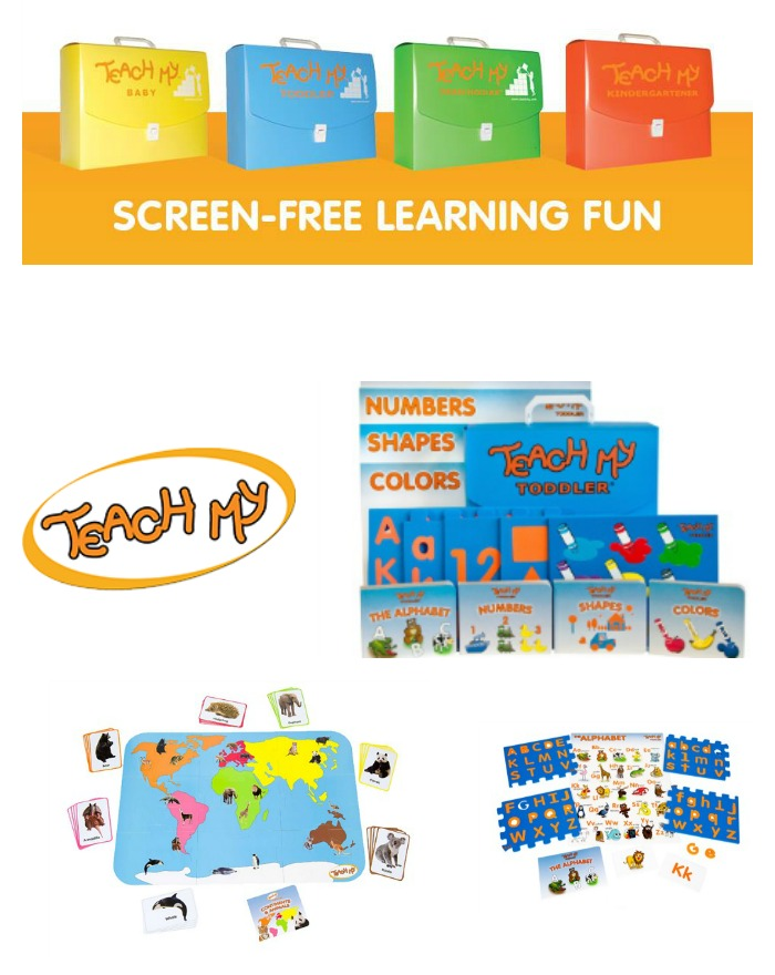 Teach My Learning Kits - 2019 Back To School Gift Guide Page