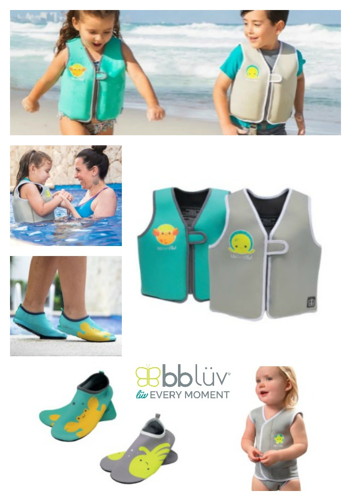 bblüv neoprene collection - Children's Swim Vests, Water Shoes and Wetsuits.