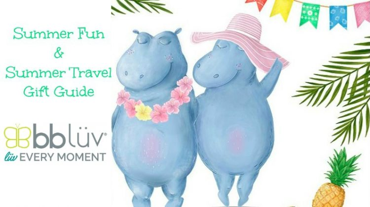 bblüv for Little One's Summer Fun