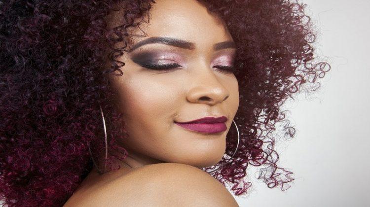 A Beautiful You - A beautiful African American Woman