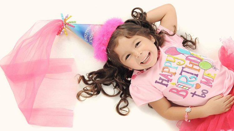 Little Girl in Fairy Princess Outfit - 5 Toddler Birthday Party Ideas