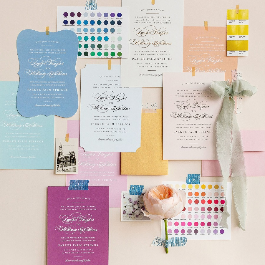 Holiday Shower and Wedding Preparations