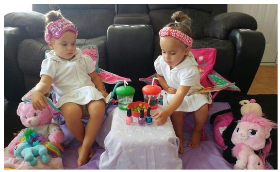 Spa Day - 5 Toddler Birthday Party Ideas