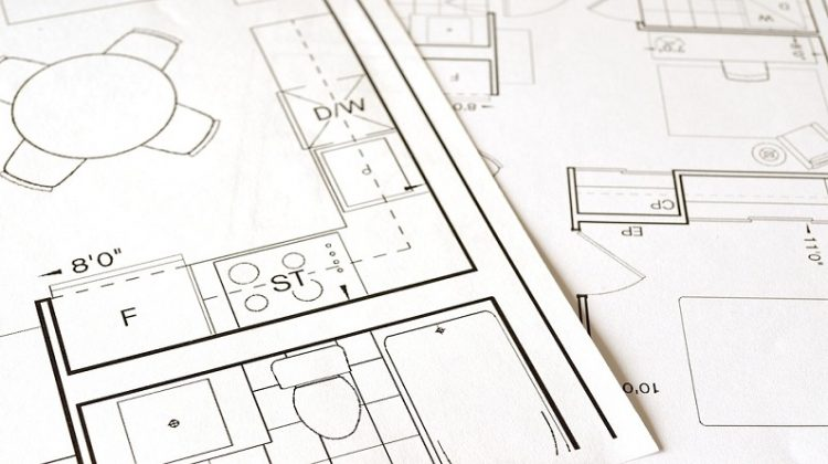 Floor plan - Refreshingly Simple Budgeting Tips for Your Next Big Reno