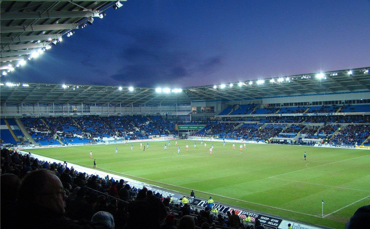 Cardiff City Stadium - Want A European Trip Without A Crowd? Take A Trip To Wales