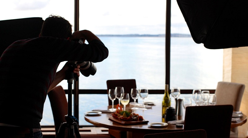Professional Photographer Talking a Photo - Why Professional Photo Shoots are a Must for Your Brand?