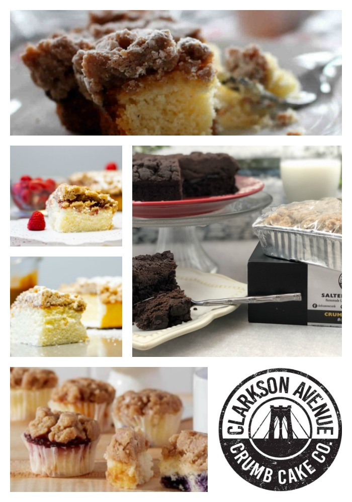 Clarkson Avenue Crumb Cake Co. - 2019 Holiday Gift Guide Page - Yummy Treats for You to Eat