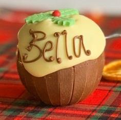 Terry's Chocolate Orange Christmas Pud - Make Christmas Sweeter