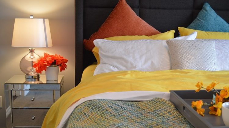 Lovely Guest Bedroom - If You Build It They Will Come (Creating The Perfect Space For House Guests)