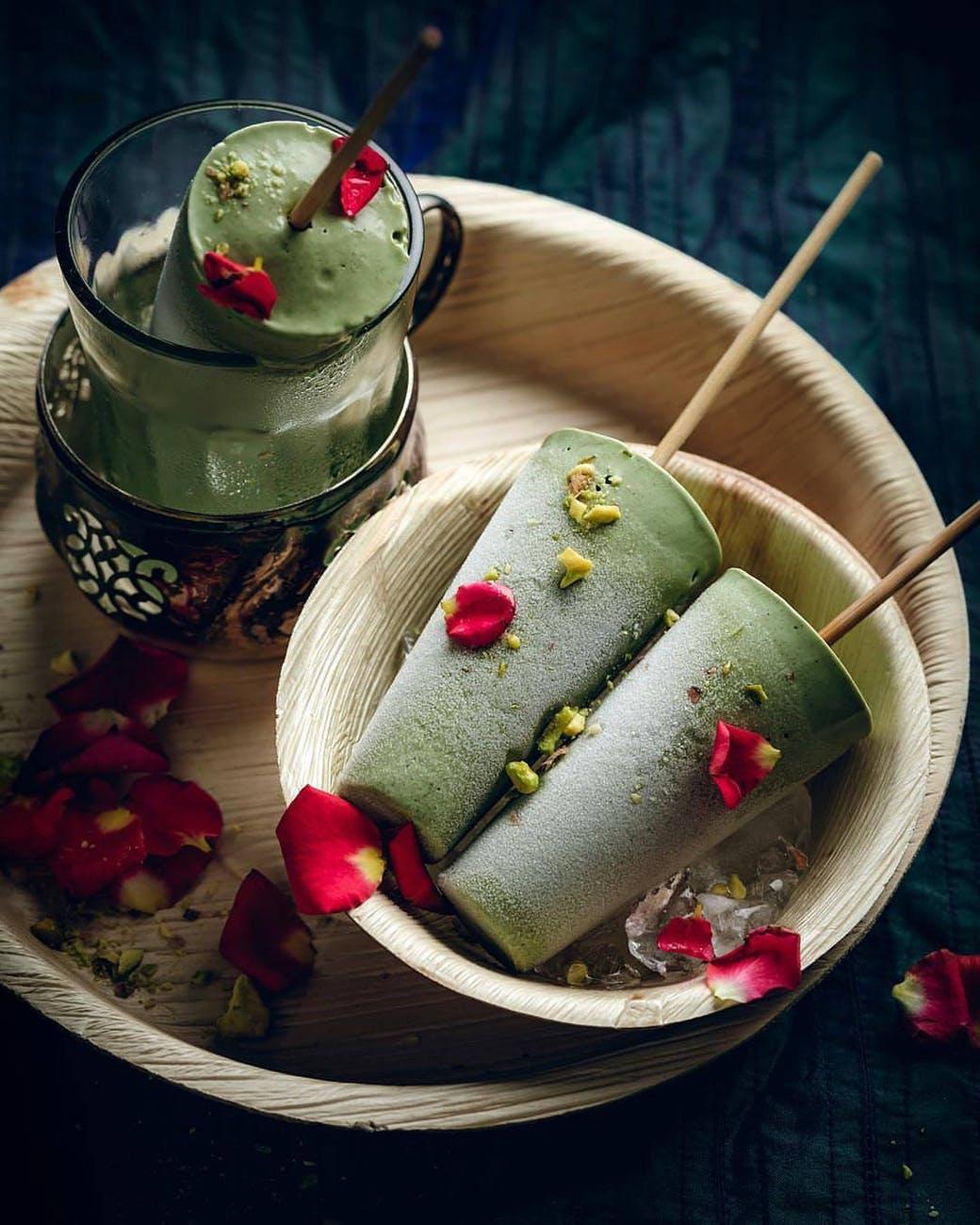 Add Green Tea Into Recipes