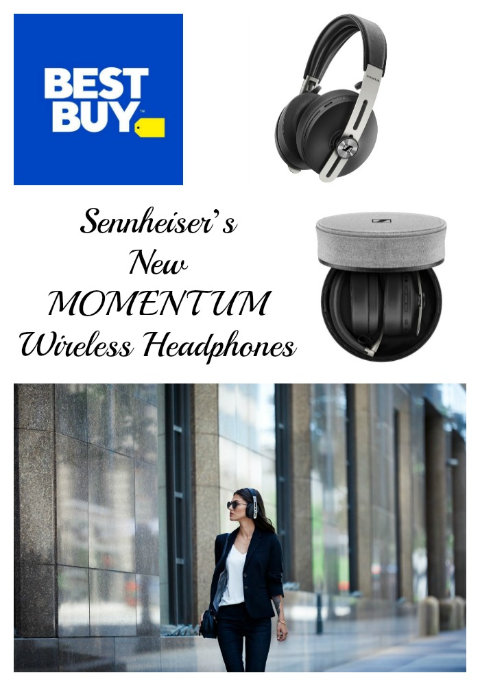 SEnnheiser's MOMENTUM Wireless Headphones