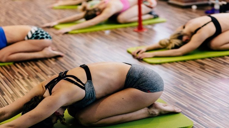 Yoga Class - Pain Relief