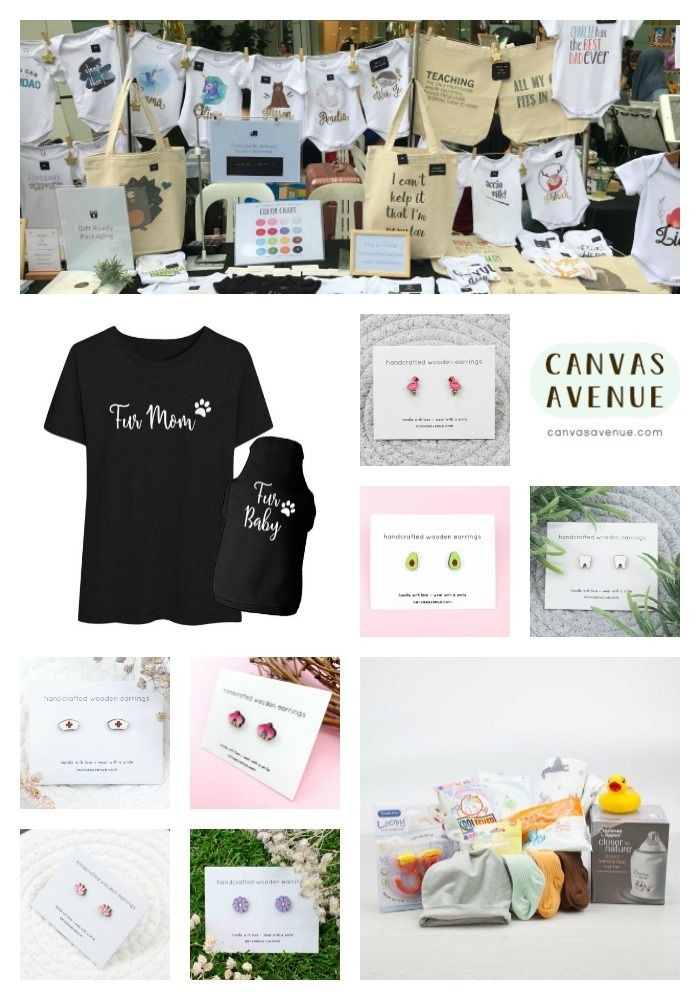 Canvas Avenue - 2019 Holiday Gift Guide Page - Exquisite Unique and Handmade Gifts