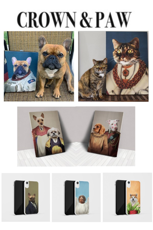 Crown and Paw - 2019 Holiday Gift Guide - Gifts for Pets and Pet Lovers