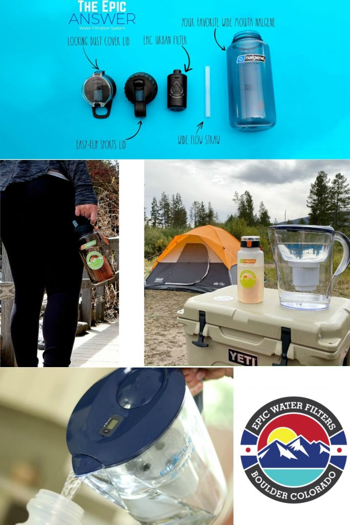 Epic Water Filters - 2019 Holiday Gift Guide - For the Travel Lover