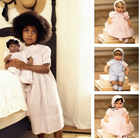 Feltman Brothers Timeless Vintage Children's Clothing NOW HAS DOLLS