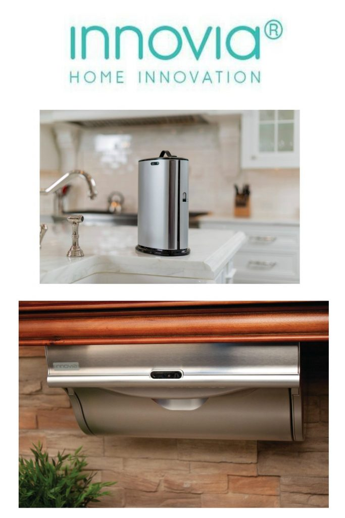 Hands Free Paper Towel Dispensers from Innovia Home Innovation