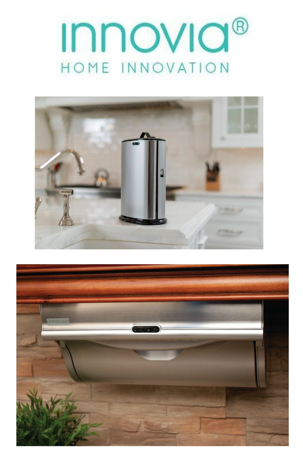 Hands Free Paper Towel Dispensers From