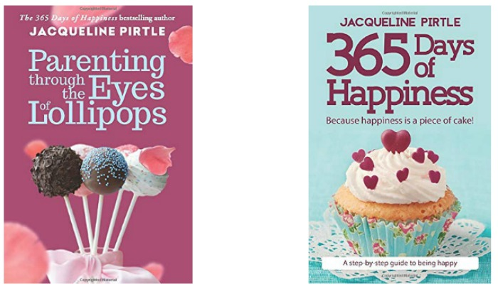 Two great books by Jacqueline Pirtle - 2019 Holiday Gift Guide - Great Reads For All Ages