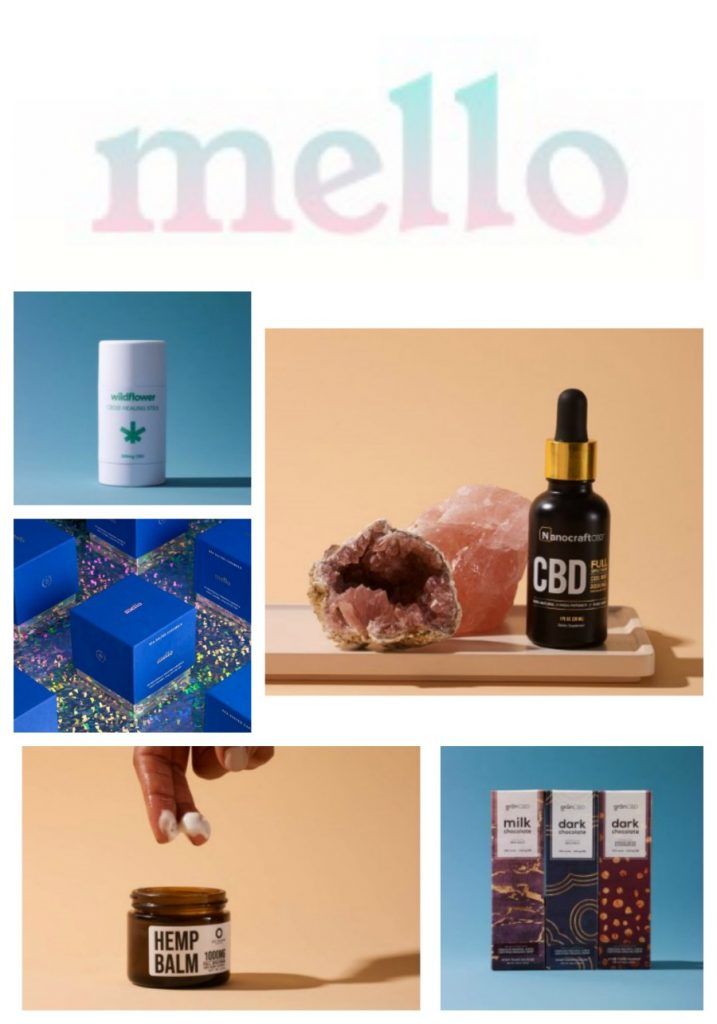 Mello CBD Oils and Hemp Products - 2019 Holiday Gift Guide - For the Zen Lifestyle