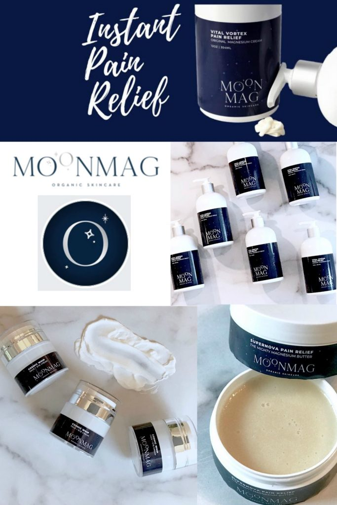 MoonMag Organic Skincare - 2019 Holiday Gift Guide -Beauty Skincare Hair Care