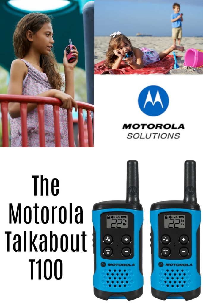 Motorola Talkabout T100 - 2019 Holiday Gift Guide Page - For the Tech Lover