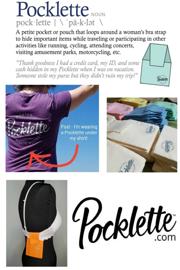 Pocklette Collage - 2019 Holiday Gift Guide - For the Travel Lover