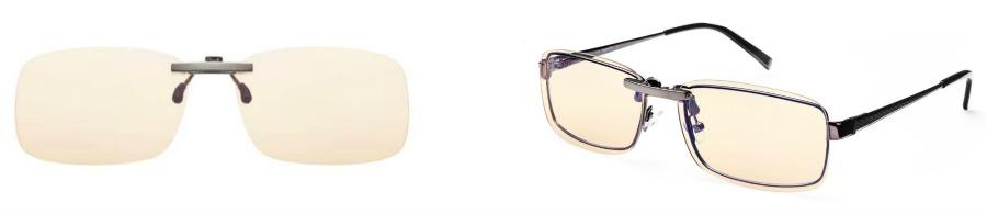 Spektrum Lumin Clips -Spektrum Blue Light Blocking Glasses