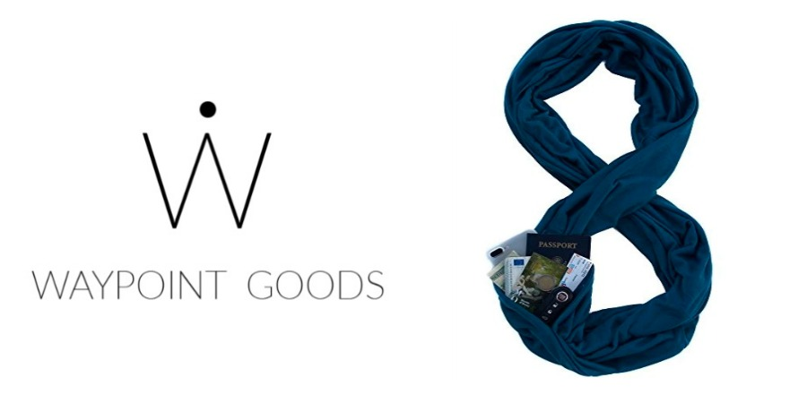 Waypoint Goods Travel Scarves