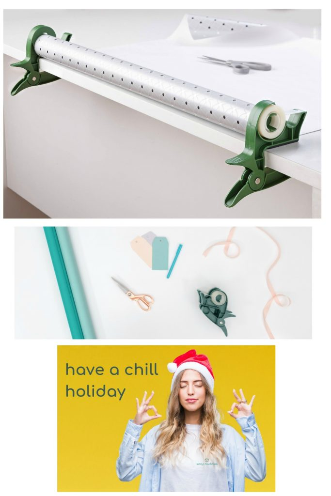 Wrap Buddy - 2019 Holiday Gift Guide - Something Fun for Everyone