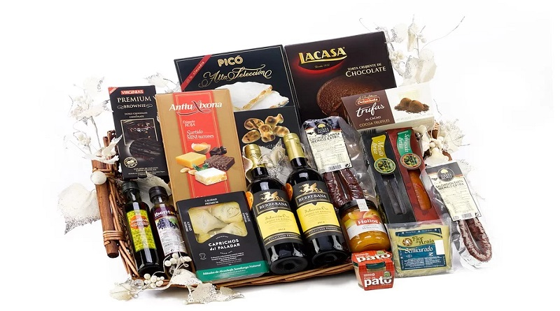 Gift hamper - Christmas Gift Ideas For Her