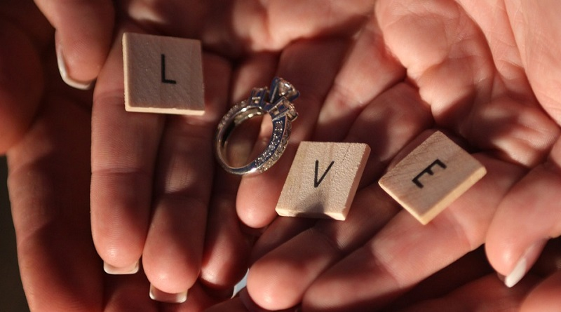 Engagement Ring in couples Hands - Shaping Your Future in Unison: 7 Steps in Getting Engaged