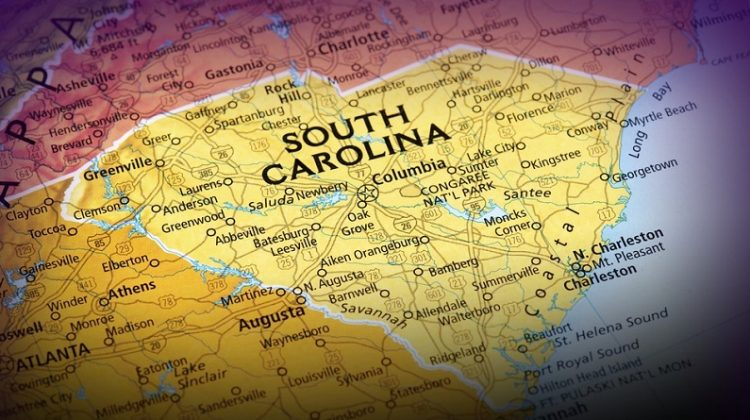 Map of South Carolina -9 Reasons Why People Visit South Carolina