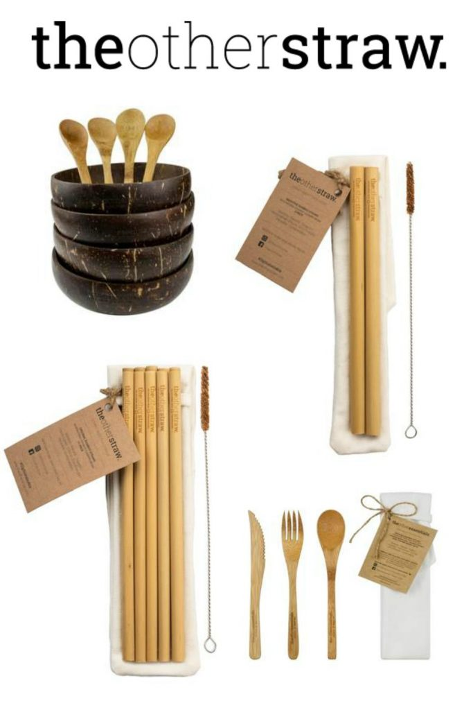 Easy Step Towards Living Greener with Bamboo Straws from theotherstraw