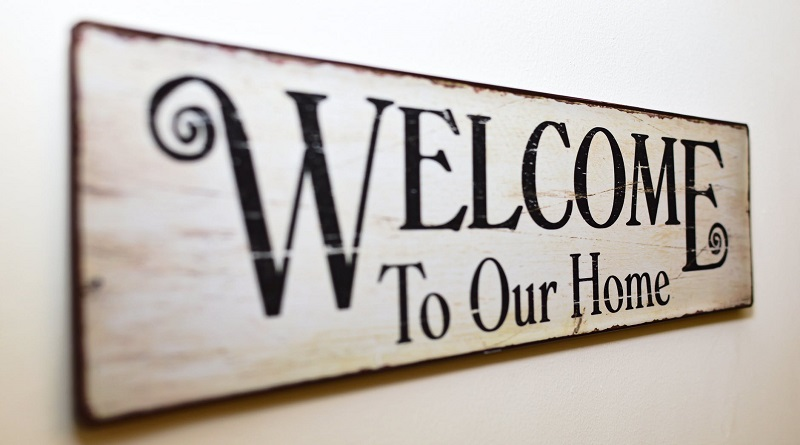 Welcome Home Sign - 3 Signs You Are Ready to Move House
