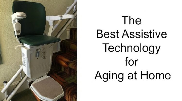 Stairlift - The Best Assistive Technology for Aging at Home