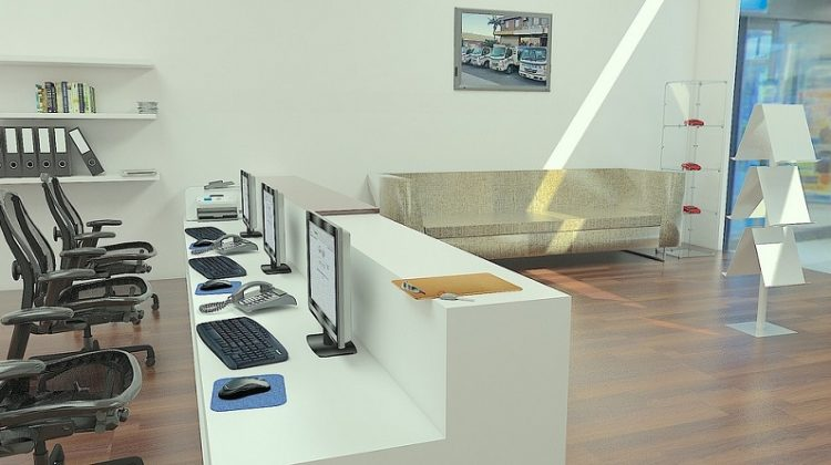 Redesign Your Office Space to Help Relieve Stress