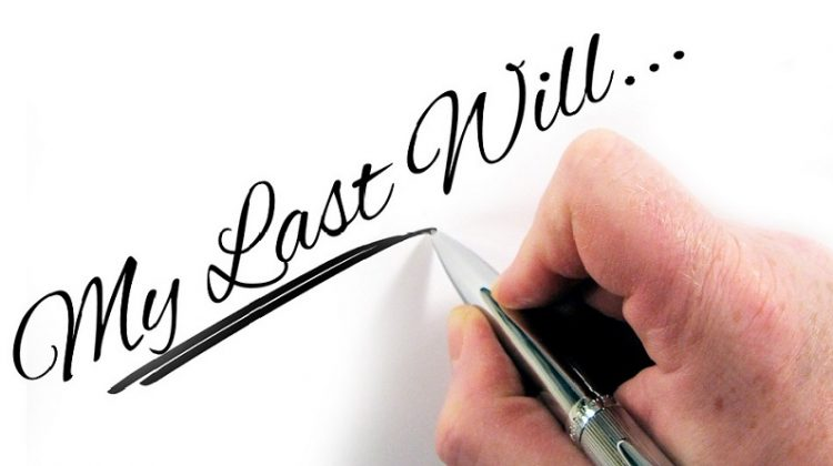 When Should You Think About Planning Your Will?
