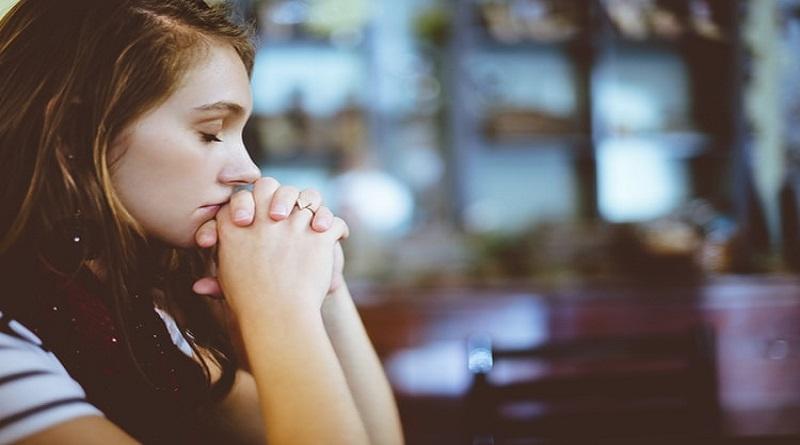 Woman Praying - Prayer