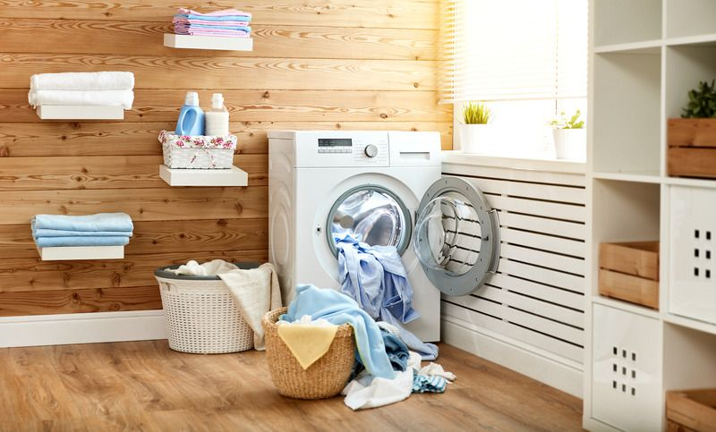 Organized Laundry Room - Laundry Tips for Every Homeowner