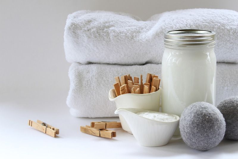 Homemade Laundry Detergent - Laundry Tips for Every Homeowner