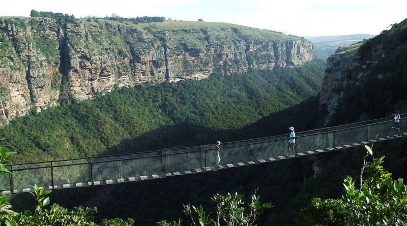 Eagles Nest Oribi Gorge